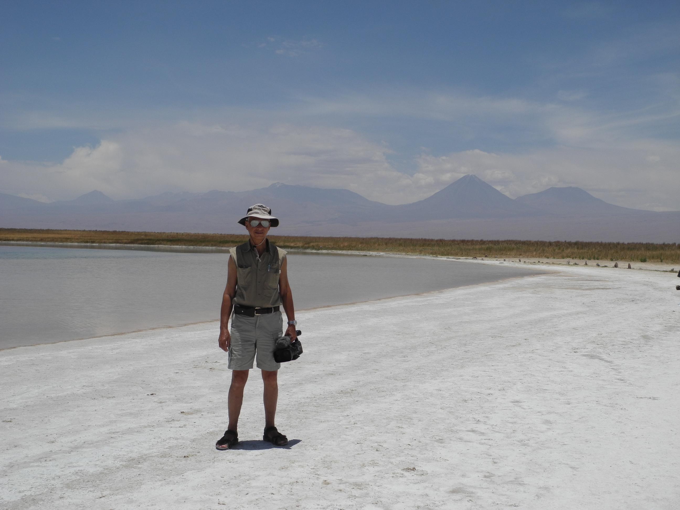 Laguna Cejar,Salzsee, San Pedro de Atacama