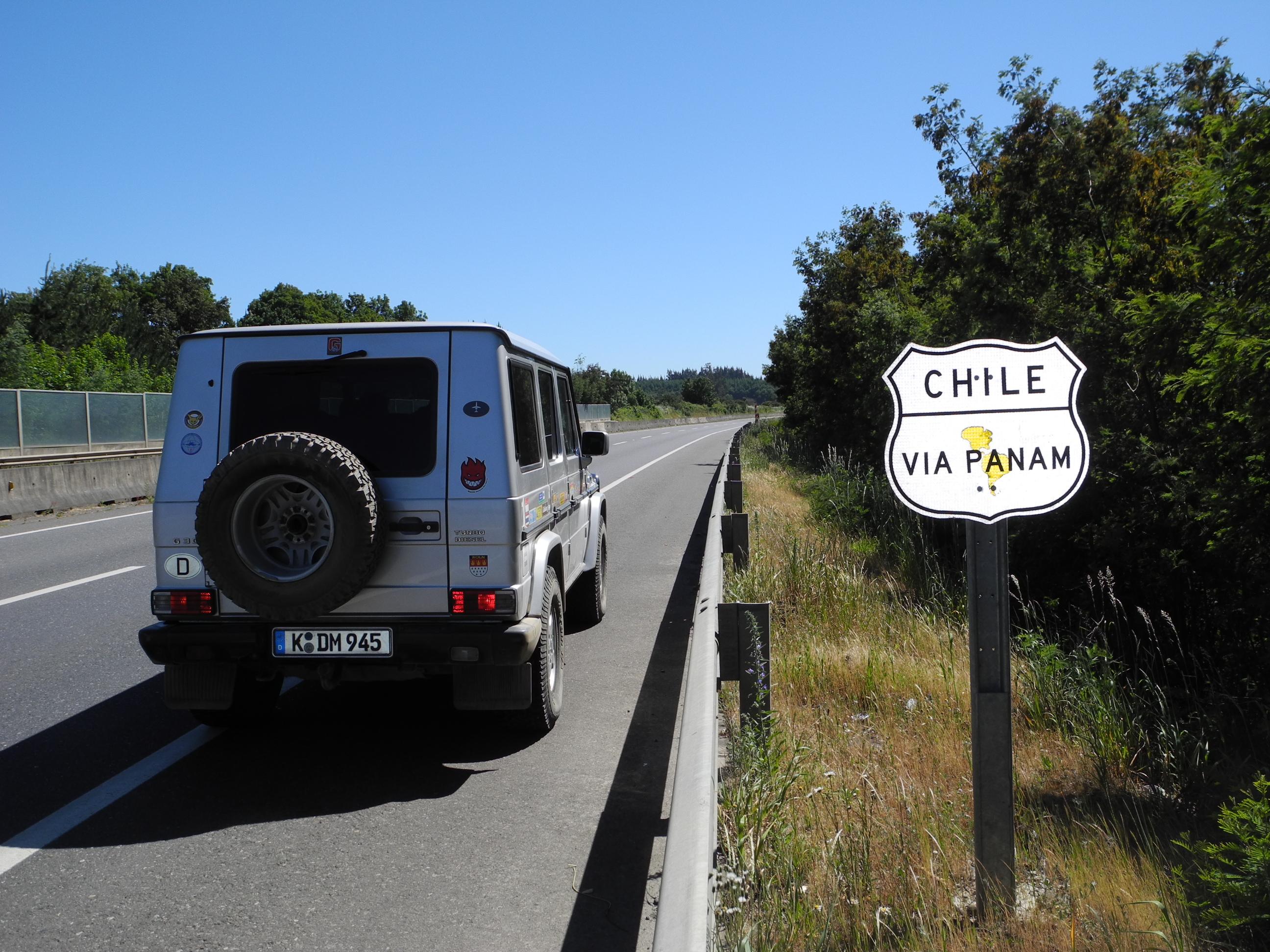 Panamerica Ruta 5