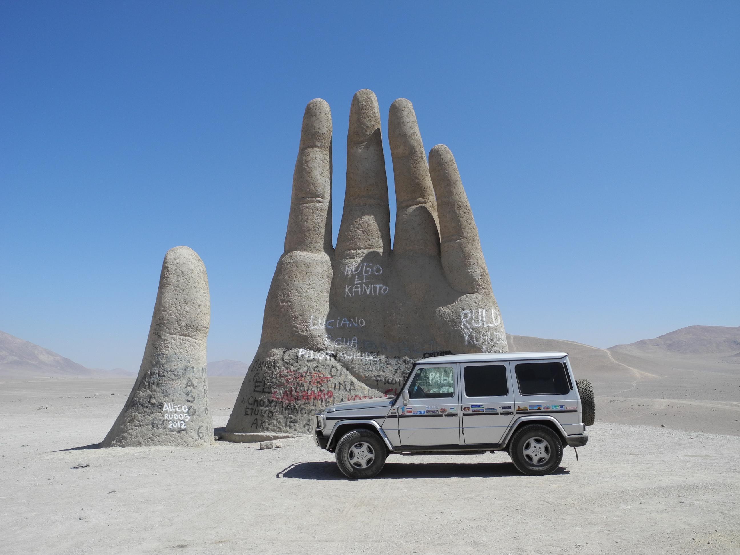 Vina del Mar - San Pedro de Atacama 021